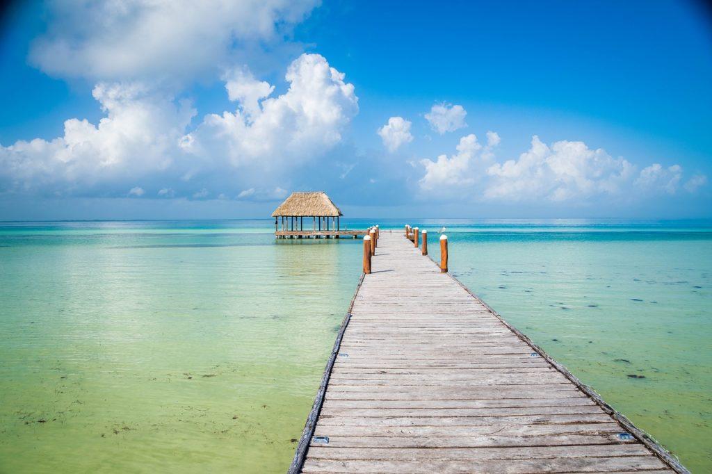 La Isla Holbox au Mexique