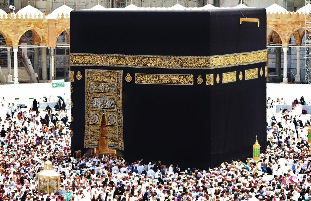 Makkah Masjid en Inde