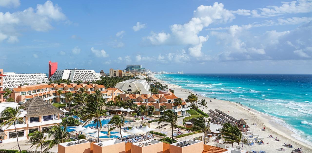 Les plages au Mexique