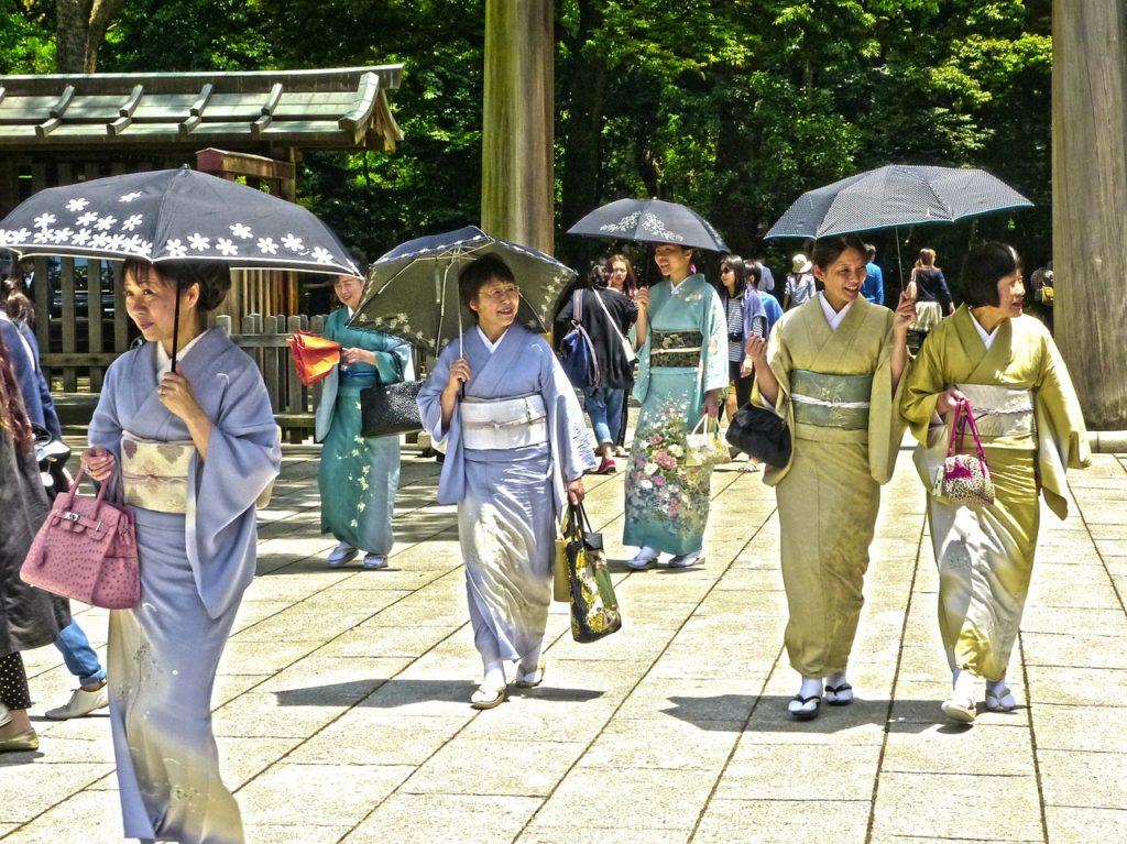 Les fêtes et festivals au Japon