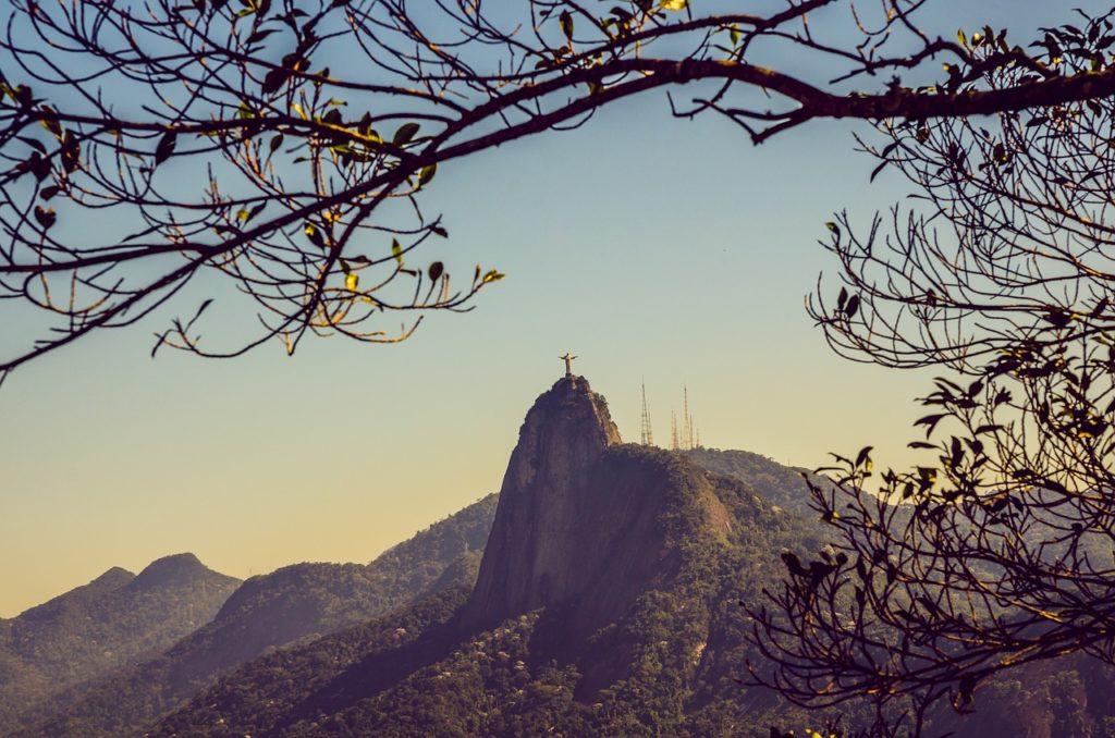 Christ à Rio de Janeiro