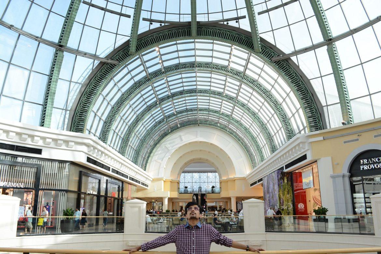 Le Mall - Voyage à Dubaï