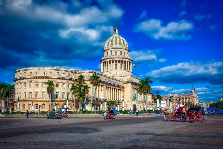 La Havana à Cuba