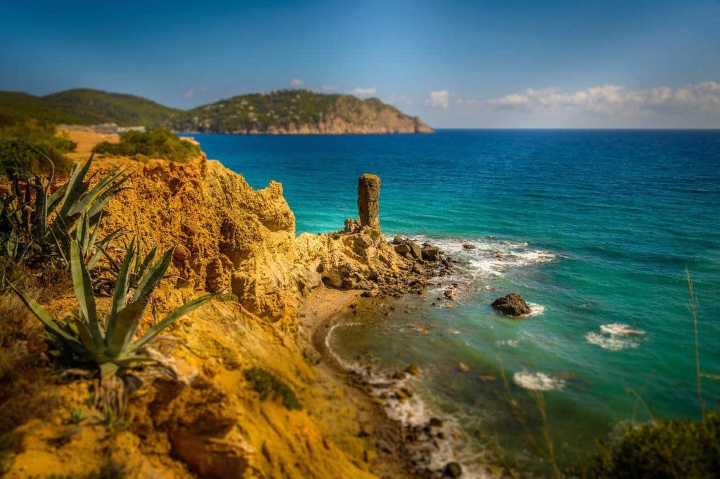 Photo de vacances d'Ibiza en Espagne