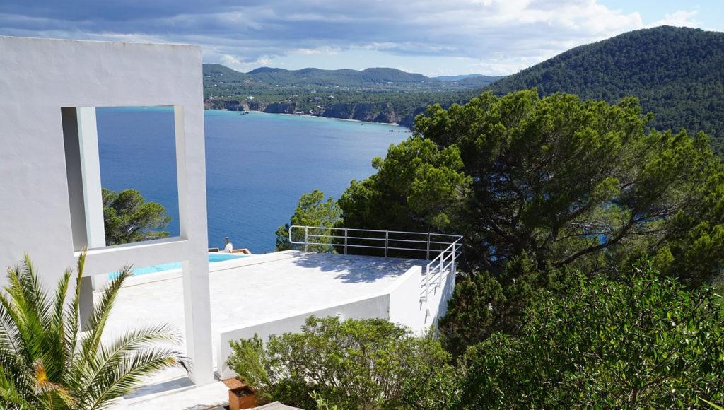 Une belle villa à louer à Ibiza en Espagne