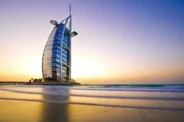 Séjour à Dubaï - burj-al-arab