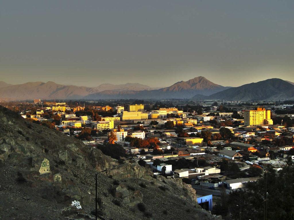 Copiapo Atacama au Chili