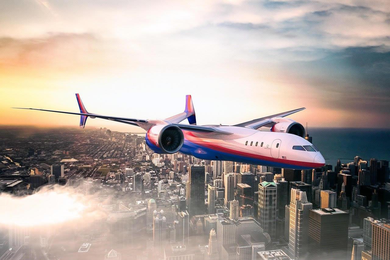 Jet prive de voyage