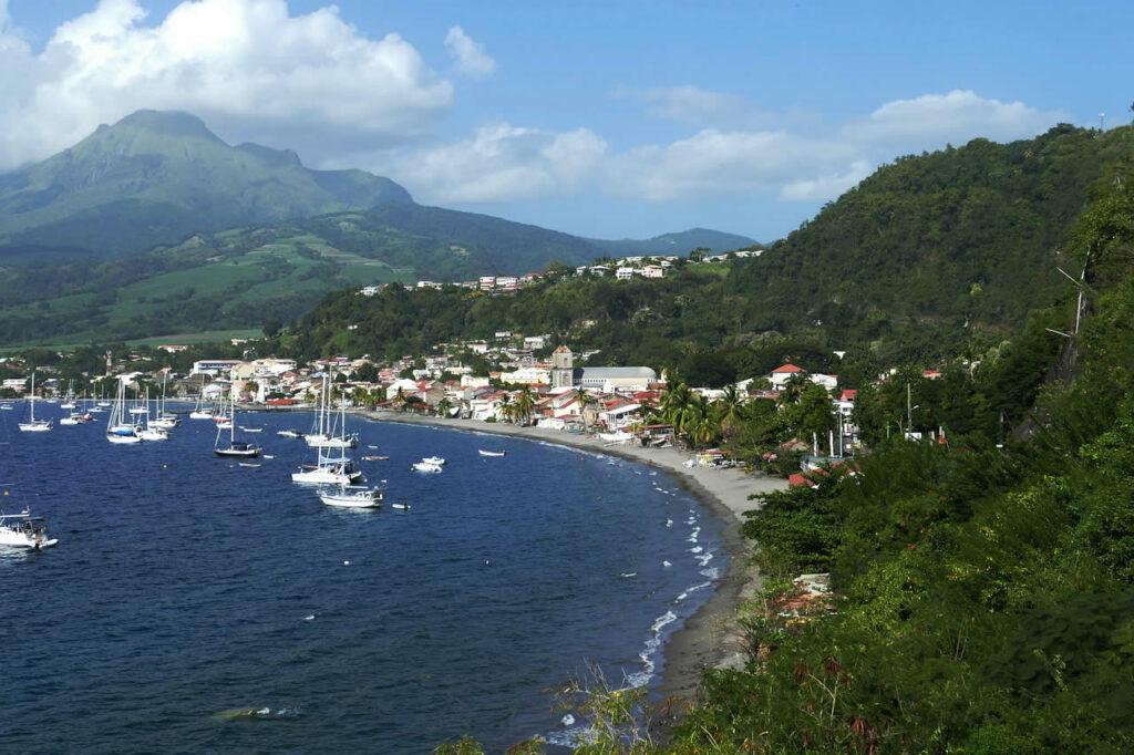Croisiere excursion en catamaran Martinique